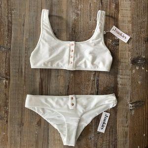 Frankie's Bikinis | Alana set